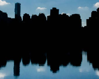 City Reflections Fine Art Photography