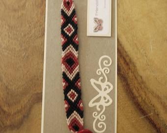 Handmade Friendship Bracelet Chunky