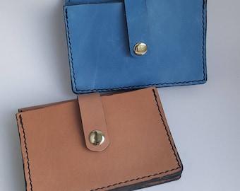 LADIES PURSE. Mini multifunction wallet. Multi function Exchange. Small wallet.