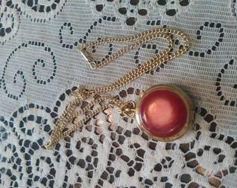 Vintage german locket necklace vintage locket necklace red locket vintage locket red vintage locket vintage locket 1976
