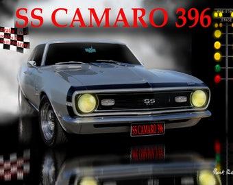 Camaro SS 1967