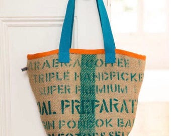 Tote bag (Coffee sacks bag)