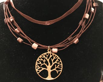 Tree of Life choker/necklace