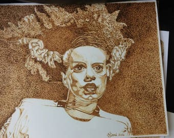 Bride of Frankenstein 11x14