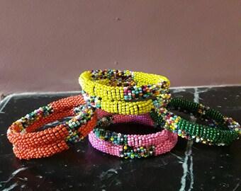 Cute little bracelet South African massai