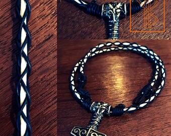 NornenBand Óðinsson, chain with Thor hammer