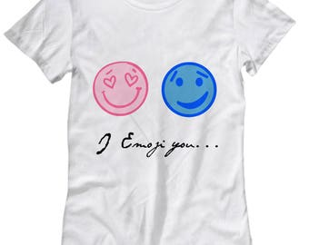 I Emoji You... - Women's Tee