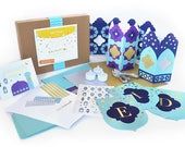 New Moon Craft Deluxe Eid Craftbox: Gift for Ages 4+