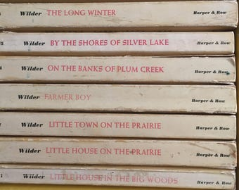 1950s Paperback Little House series