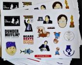 The Office - Vinyl Sticker Set