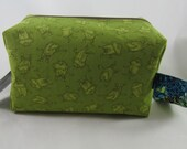 Green Lorax Box Bag