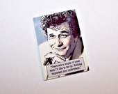 "COLUMBO ""Loose ends..."" Mystery Quote Pin"
