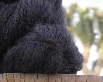 Hand Spun Yarn - Homegrown Alpaca - Bacchus 1