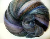 Multi Fibered Batt for Hand Spinning Yarn