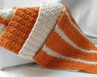 Crocheted Dishcloth Set