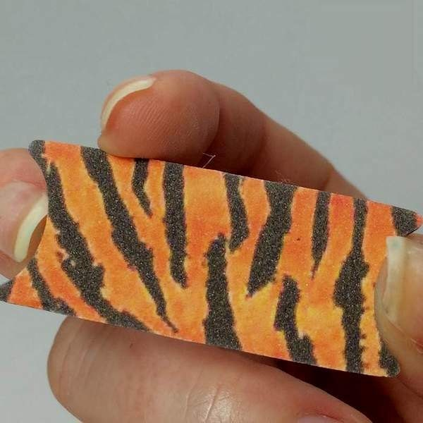 Tiger Files File Wise Nail Files Bride Shower Favors