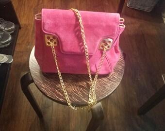 Cute Vintage hot pink Bag purse ingeldues