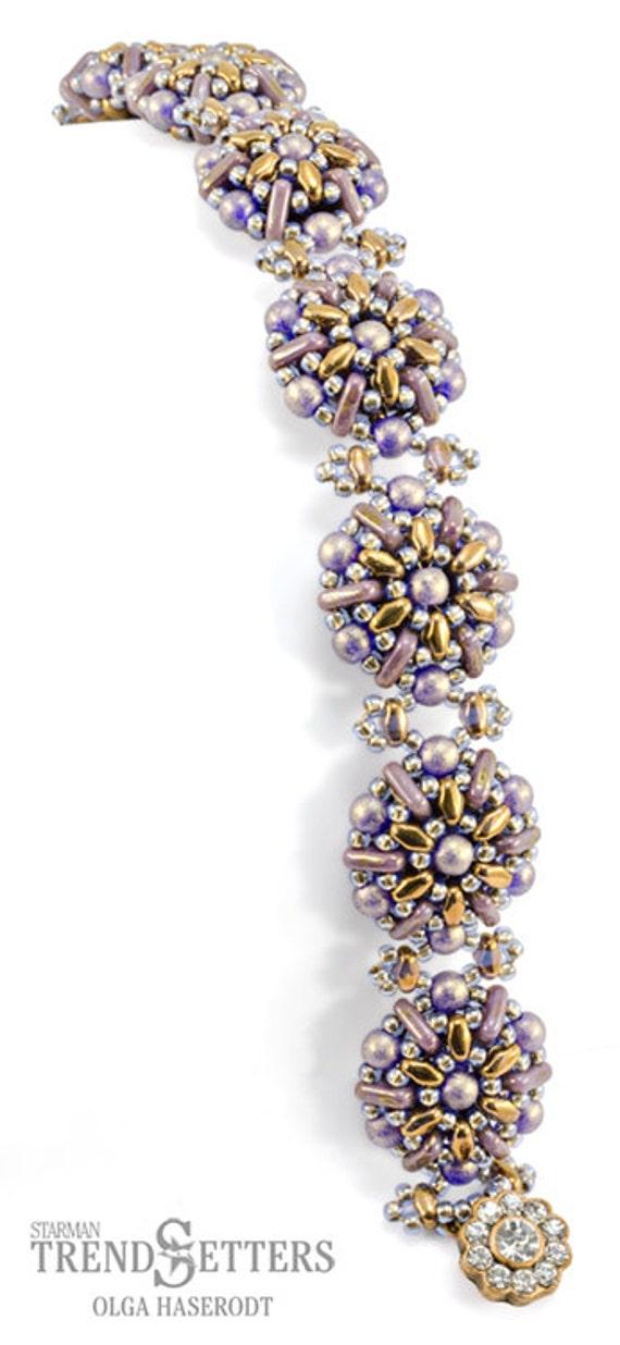montpensier bracelet kit bead weaving kit by