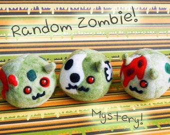 Puff Puggle Zombie - MYSTERY ZOMBIE