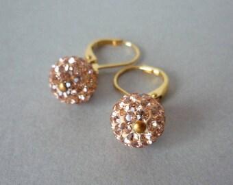 Pavé Earrings
