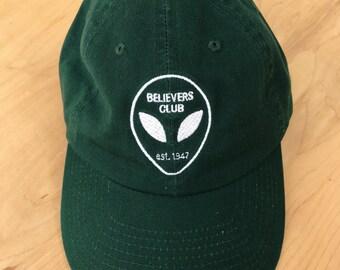Believers Club Dad Hat