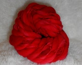 Shades of Red Thick n Thin Merino 29 yards 1.7 oz  Super Bulky
