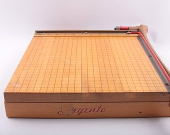 Vintage Paper Cutter, Vintage, Scrapbooking, Supplies, Edge, Straight ~ The Pink Room ~ 161113