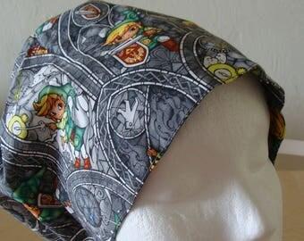 Legend of Zelda Hattie Style...............Surgical Hat....Bakers Hat