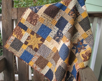 Quilt Vintage Country Primitive Table Runner Wall Hanging