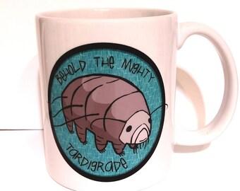 The Mighty Tardigrade - mug