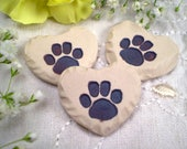 Heart Paw Pocket Token, Pet Memorial, Pet Lover Gift, Cat Lover Gift, Dog Lover Gift, Pet Sitter Gift, Pet Loss Gift