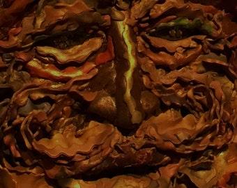 mask - Four Seasons : Autumn