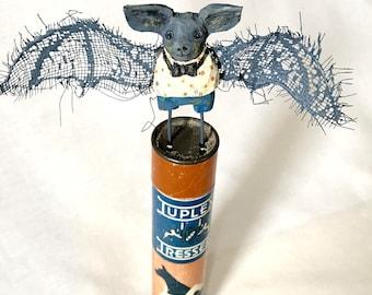 Duplex Dresser Bat - OOAK - USA