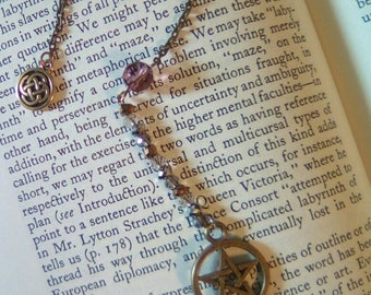 The Dowsing Goddess Pendulum.