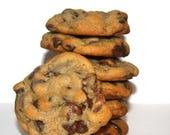18 ultimate chocolate chip cookies