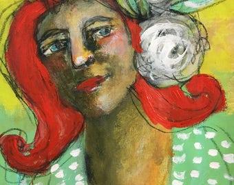 Faces + Gut Art Bundle Registration + Access Links and Passwords pdf, mixed media online art class with Mystele