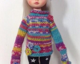 Sold ..layaway for Marty , Elsa ..repainted vintage Susie Sad Eyes