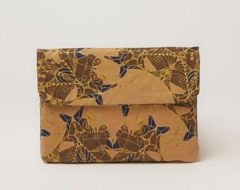 Indigo & Gold Mini Paper Sleeve