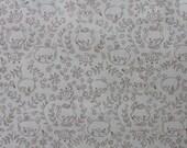 1 yard Goldilocks Cream Goldi fabric by Riley Blake Designs by Jill Howarth fat quarter half