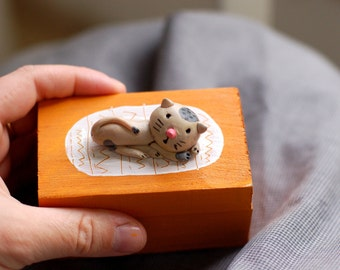 Tiny secrets box