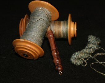 Orifice Hook & WPI Gauge - Hand Turned Exotic Kingwood