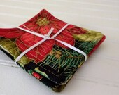 Set of 4 Quilted Coasters...