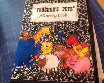 Teachers Pet Book
