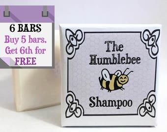 6 Month Supply: Shampoo Bars - Free Shipping