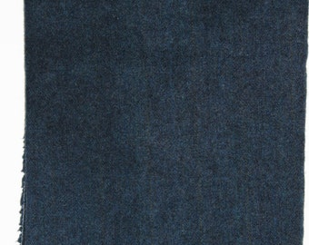 BLUE ROOF hand-dyed wool for rug hooking and penny rugs