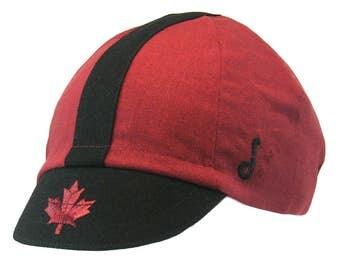 O CANADA Cycling Cap