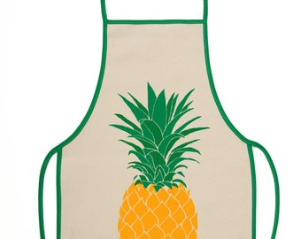 Kid's Apron - Pineapple