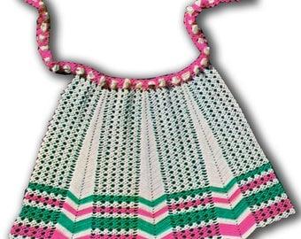 Apron Crochet Pattern APR101