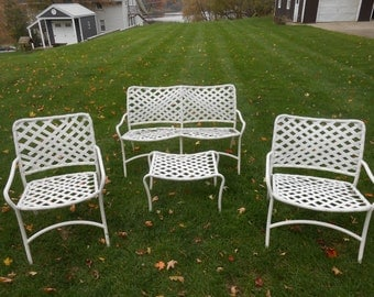Vintage Tropitone patio furniture