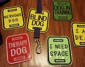 Dog Leash Tags